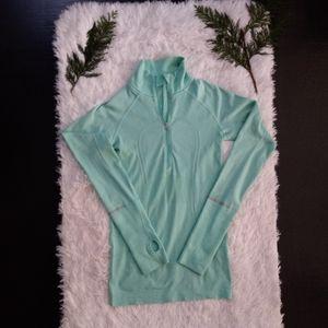 Lululemon 1/4 zip long sleeve